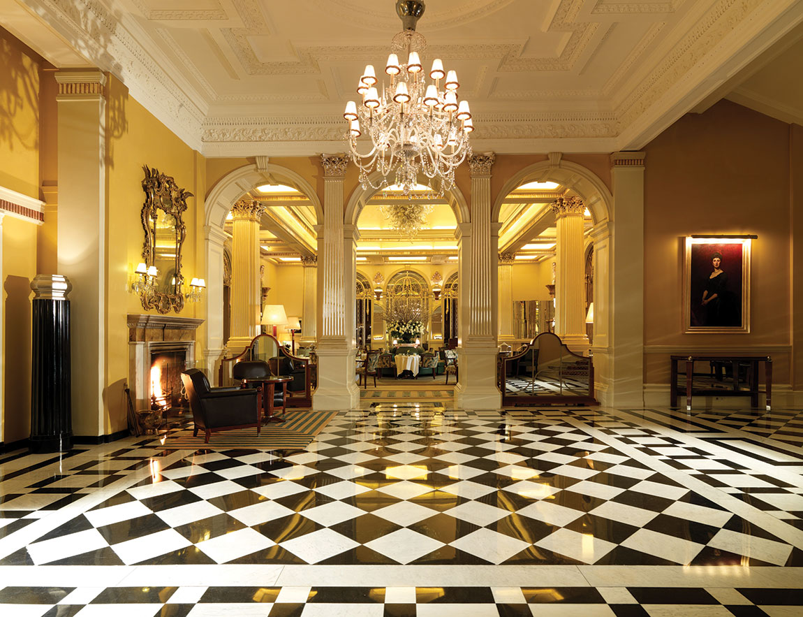 When it comes to luxury hotels in london the maybourne for Unique hotels london